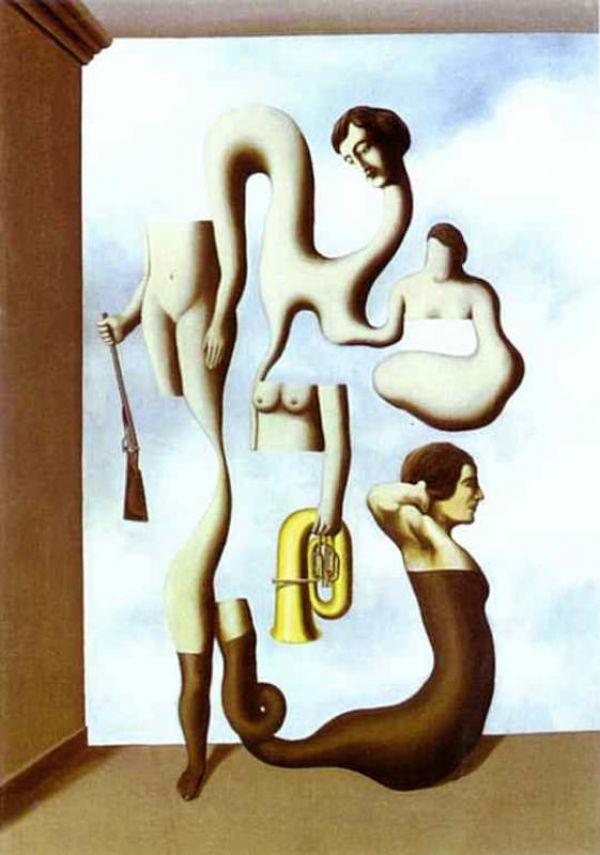 """Résultat de recherche d'images pour """"acrobates magritte"""""""