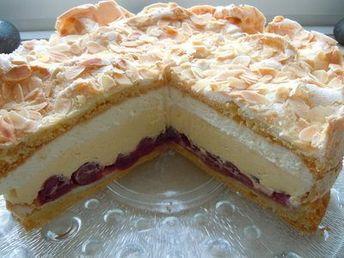 beste kuchen gewitter torte mit schmand rezepte pinterest cake kuchen und torte. Black Bedroom Furniture Sets. Home Design Ideas