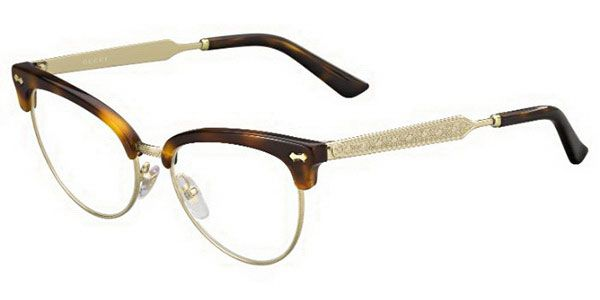 eb9ded3225f Technical Specifications Brand  Gucci Gender  Women Year  2016 Frame Color   Havana Gold model  4284 color  CRX Size  52 Frame Shape  Cat Eye Frame  Style  ...