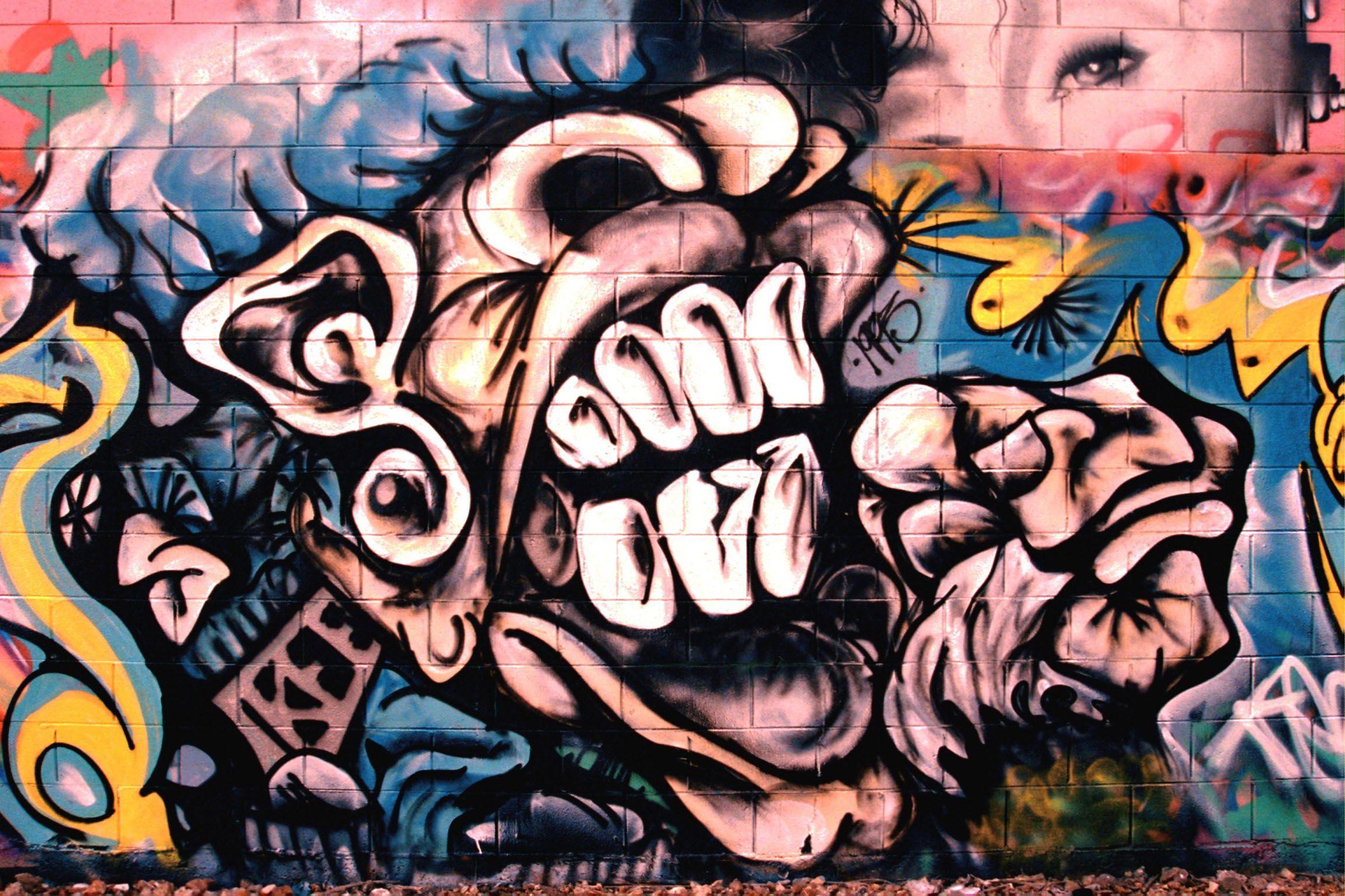 289 Graffiti Hd Wallpapers Backgrounds Wallpaper Abyss Page 10 Graffiti Seni Jalanan Gambar