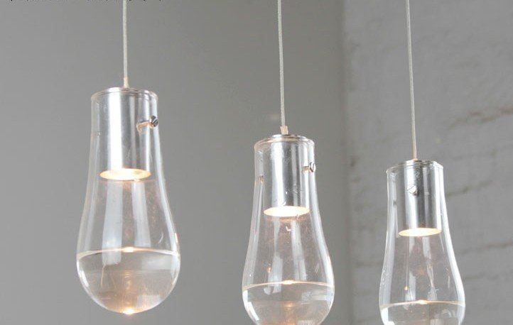 These Simple Modern Light Fixtures Would Be Perfect For This