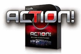 action - gameplay recording and streaming скачать