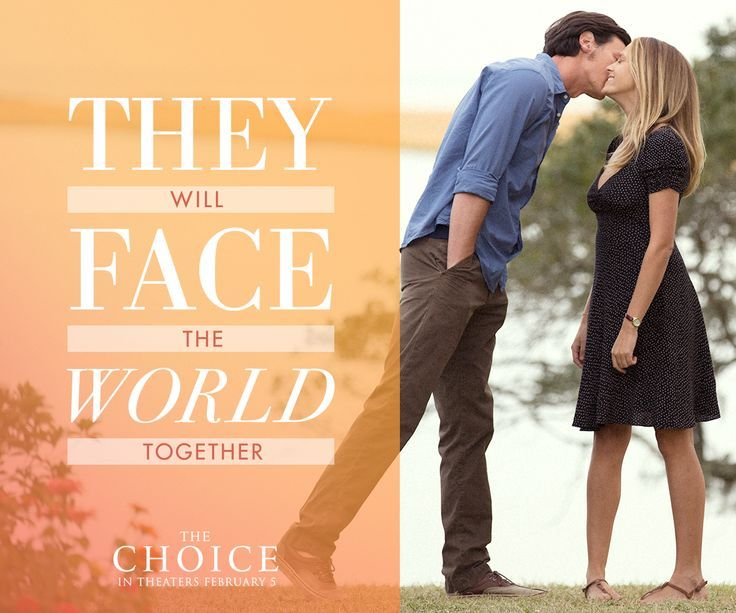 The Choice Quotes Fascinating Who Would You Choose To Navigate Life With Thechoice  Gabby
