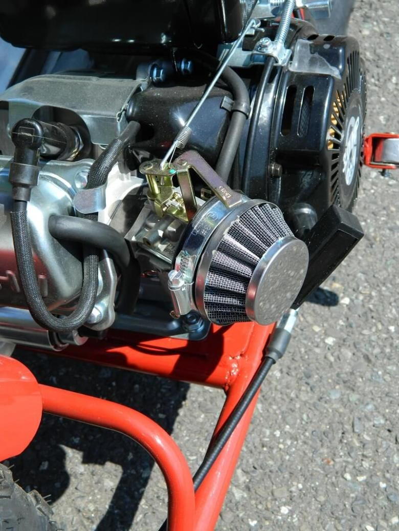 Power Up Kit Coleman CT100U w/ Silencer Mini bike, Mini, Kit