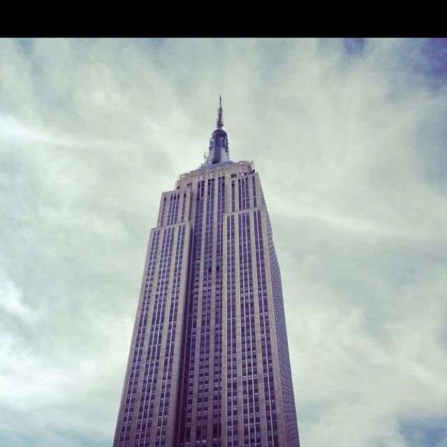 Great view of the Empire State Building
