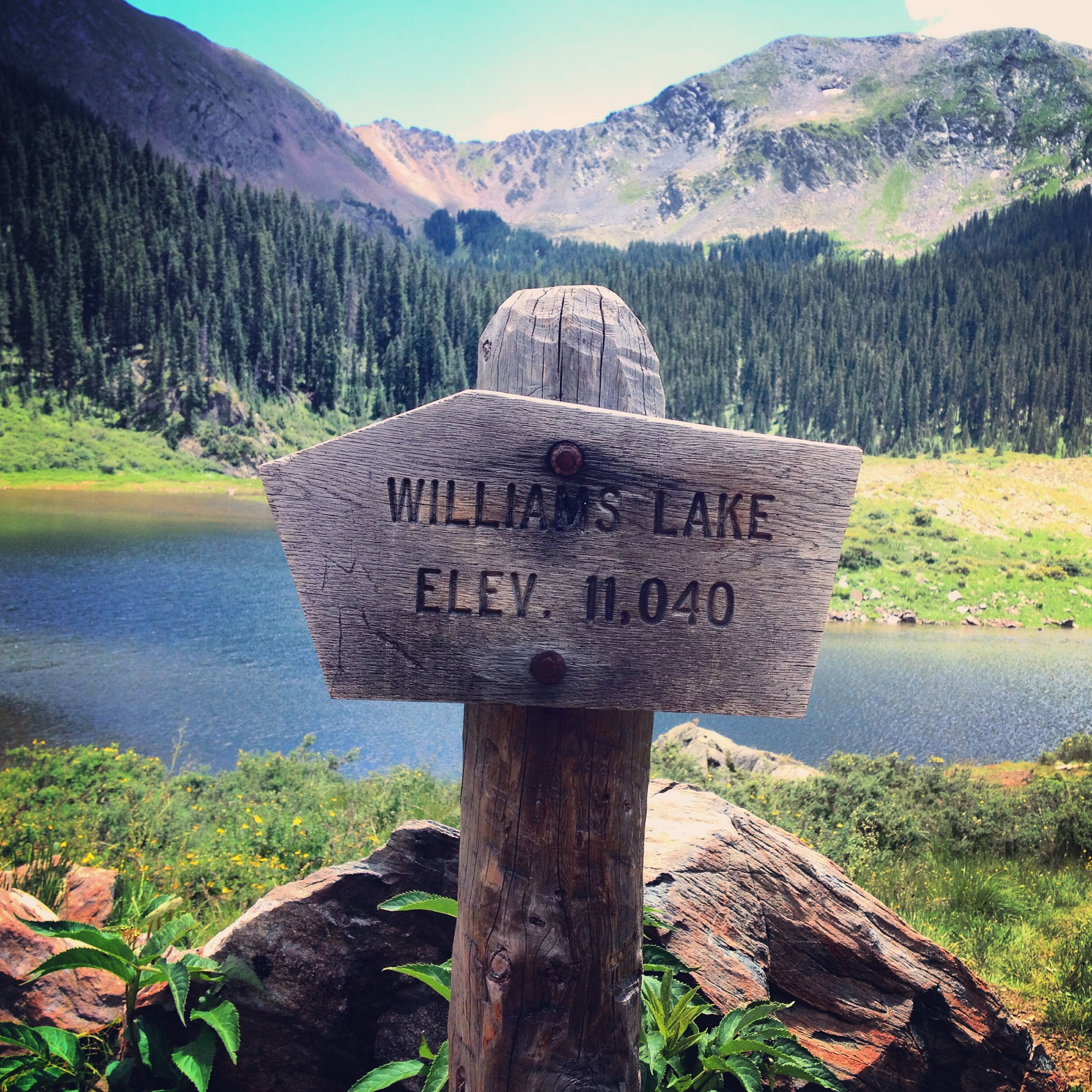 New mexico taos county carson - Williams Lake In Carson National Forest Taos Ski Valley New Mexico Usa