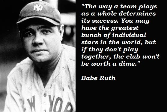 Babe Ruth Quotes Babe Ruth Quotes  Babe Ruth Quotations Sayingsfamous Quotes Of