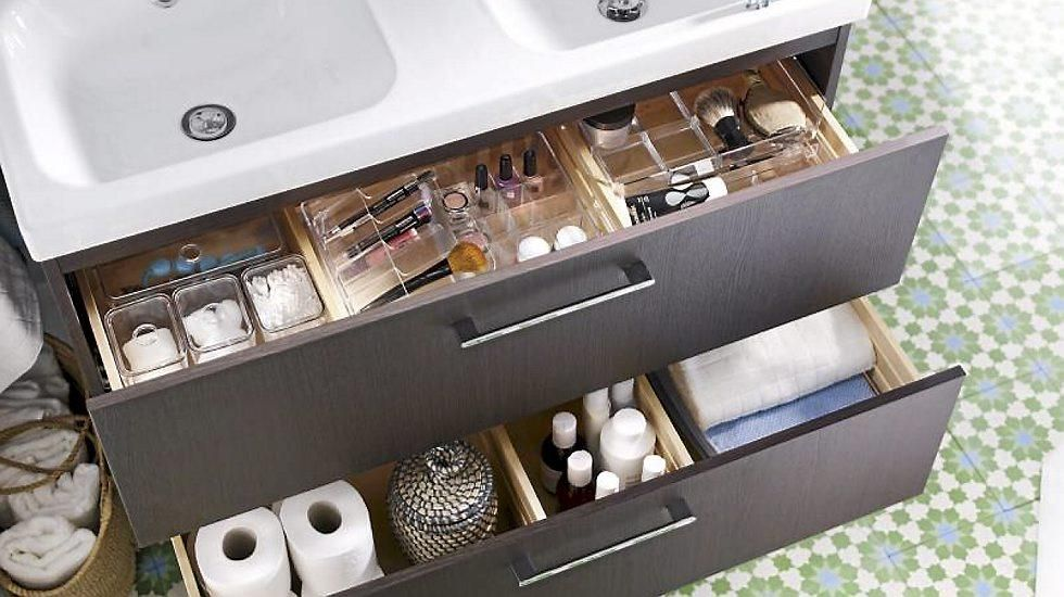 Ikea Badkamer Onderkasten : Ikea godmorgon bathroom cabinet and organization i want this so