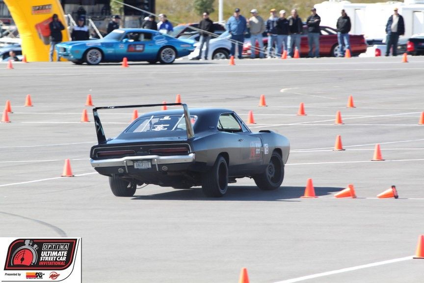 Mike Musto's Dodge Charger is just one of many