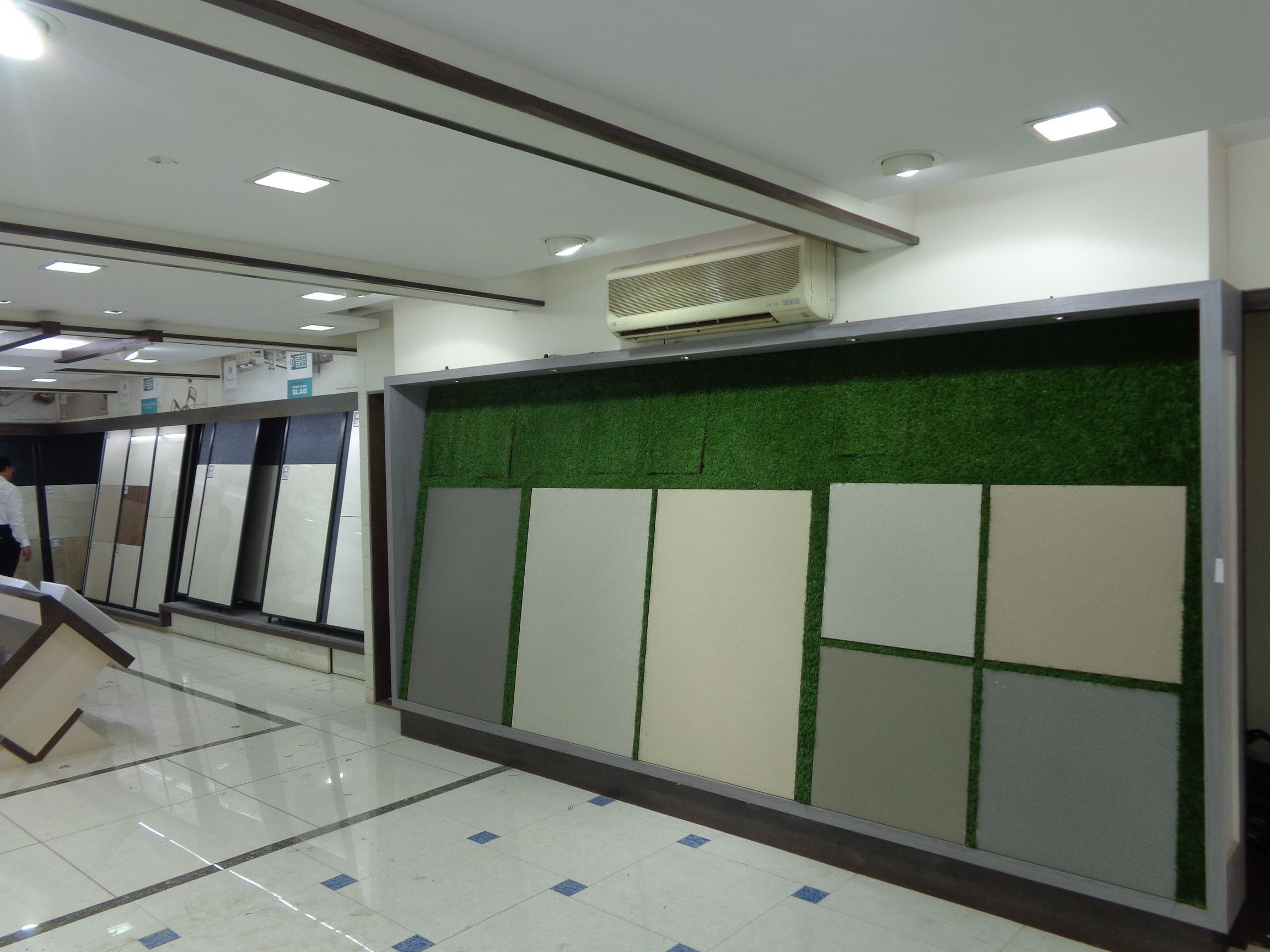 Wide range of wall tiles & floor tiles in our mumbai show