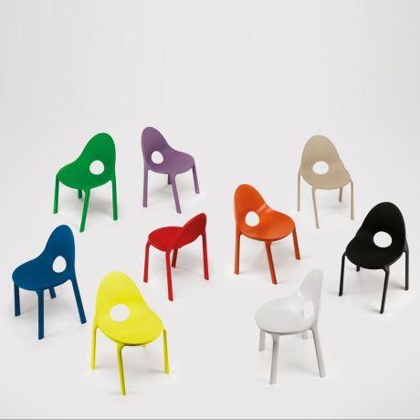 Chaises Drop Pour Un Ete En Couleurs Chaise Plastique Chaise Design Chaise