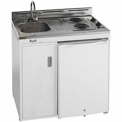 Dream Kitchen Appliances: My Dream Kitchen: So Small That I Have An Excuse Not To