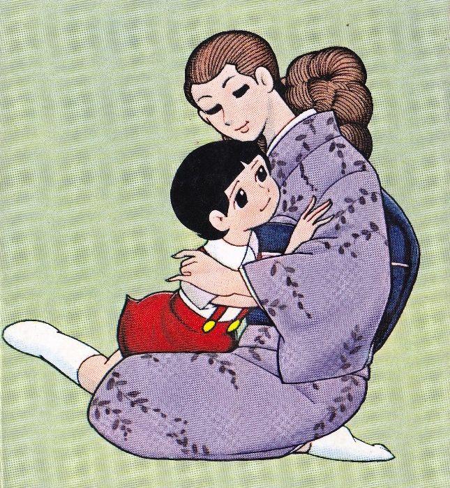 Feh Yes Vintage Manga - Yokoyama Mitsuteru – Otenba Tenshi