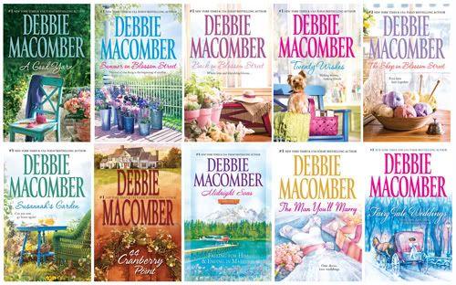 debbie macomber coloring book