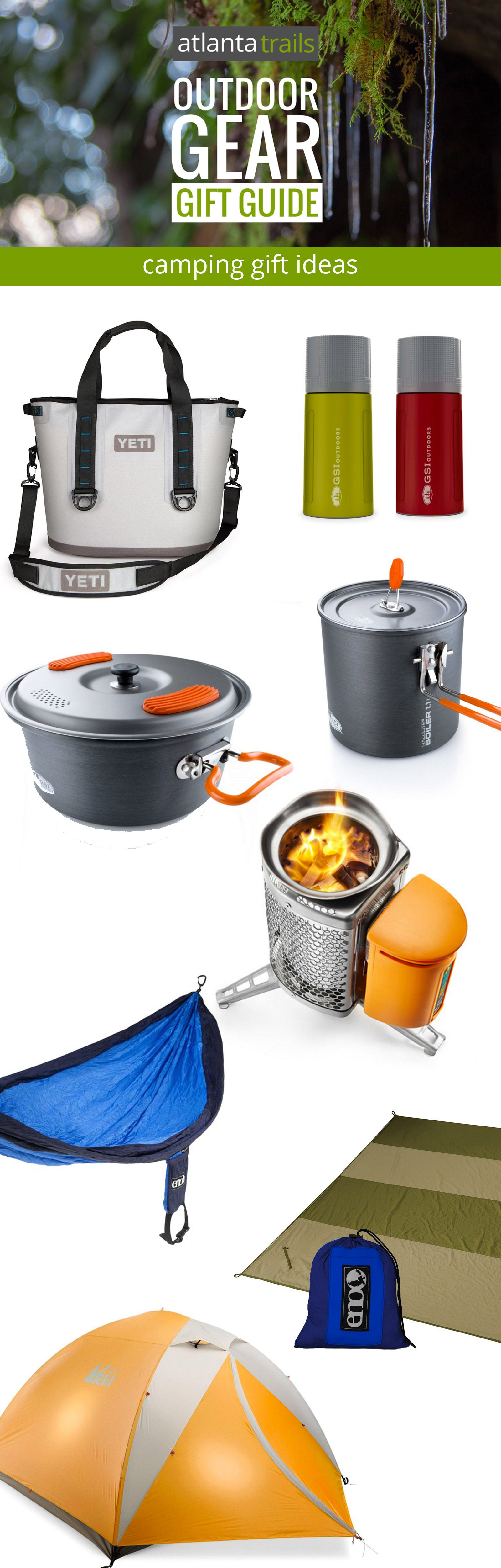 Camping gift ideas camping gifts gifts for campers