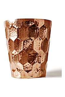 TOM DIXON Hex copper champagne bucket