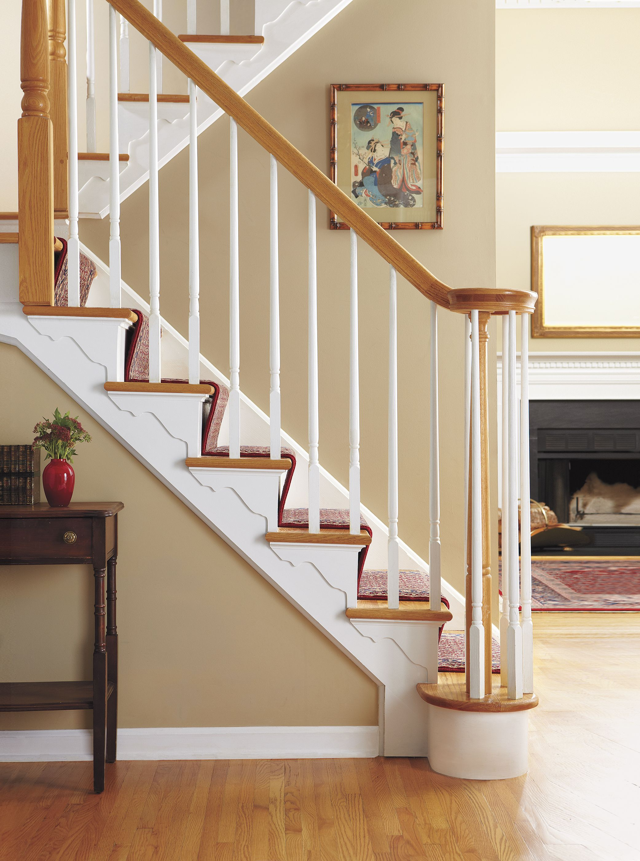 21 Budget Home Improvement Projects Stair Brackets Home   Stairs For Homes Designs   Tv Lounge   Fabrication   Creative   Small House   Residential
