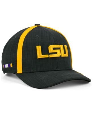 watch 0c076 88bf1 Nike Lsu Tigers Aerobill Sideline Coaches Cap - White Adjustable