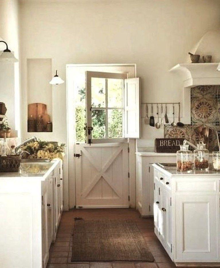 Merveilleux Gorgeous Farmhouse Kitchen Inspiration Ideas 27