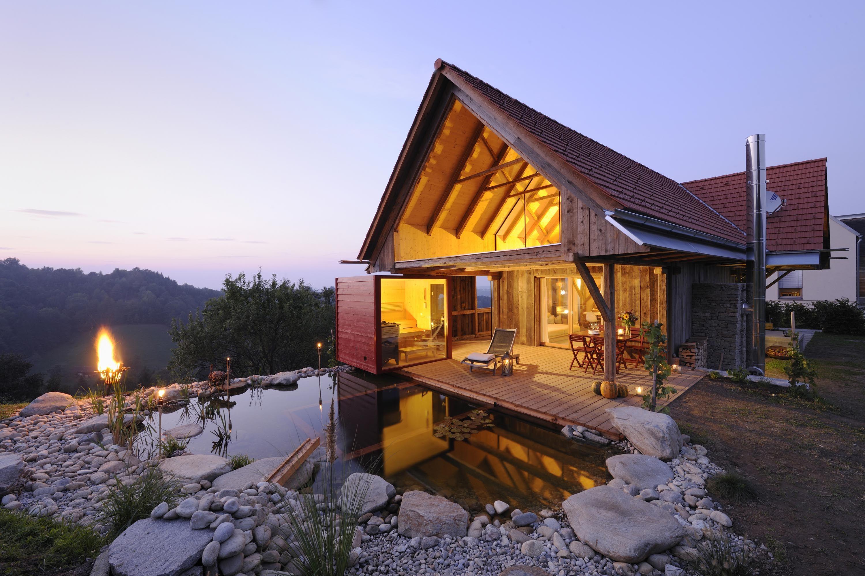 ferienhaus sterreich stadl am tunauberg das premium ferienhaus von puresleben f r zwei mit. Black Bedroom Furniture Sets. Home Design Ideas