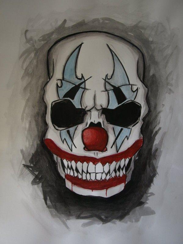 skull clown - Google-søk