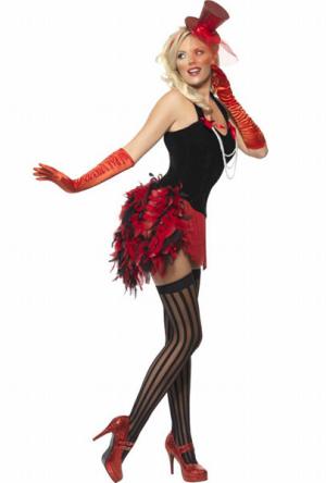 burlesque costume idea adult homemade halloween costume