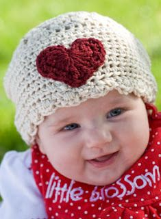 Happy Baby Crochet: Easy Crochet Patterns at KnitPicks (love the scalloped edge)