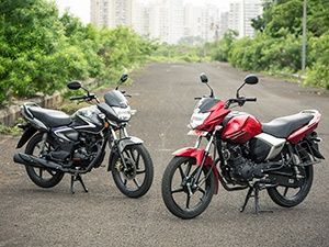 Yamaha Saluto Vs Honda Cb Shine Comparison Review With Images