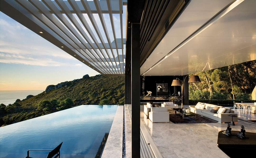 Cape Town Residency 7 Modern African Abodes