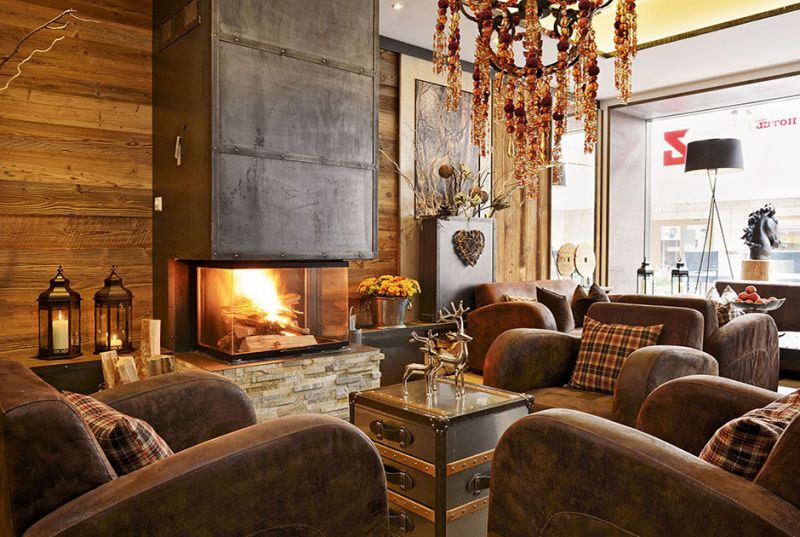 Inspiration alpenstil living lifestyle online shop hotel piz st moritz hotel - Alpen dekoration ...
