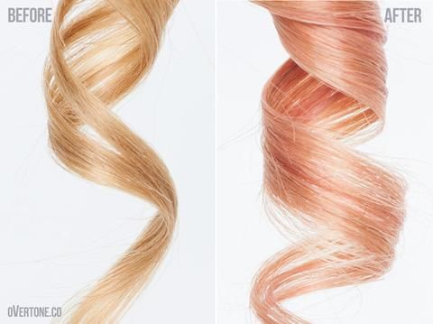 Ah Rose Gold Hair The Perfect Blend Of Pink And Red Mixed Into Golden Blonde That Adds A Touch Of Color To Your Hair Hair Color Pastel Gold Hair Hair Styles