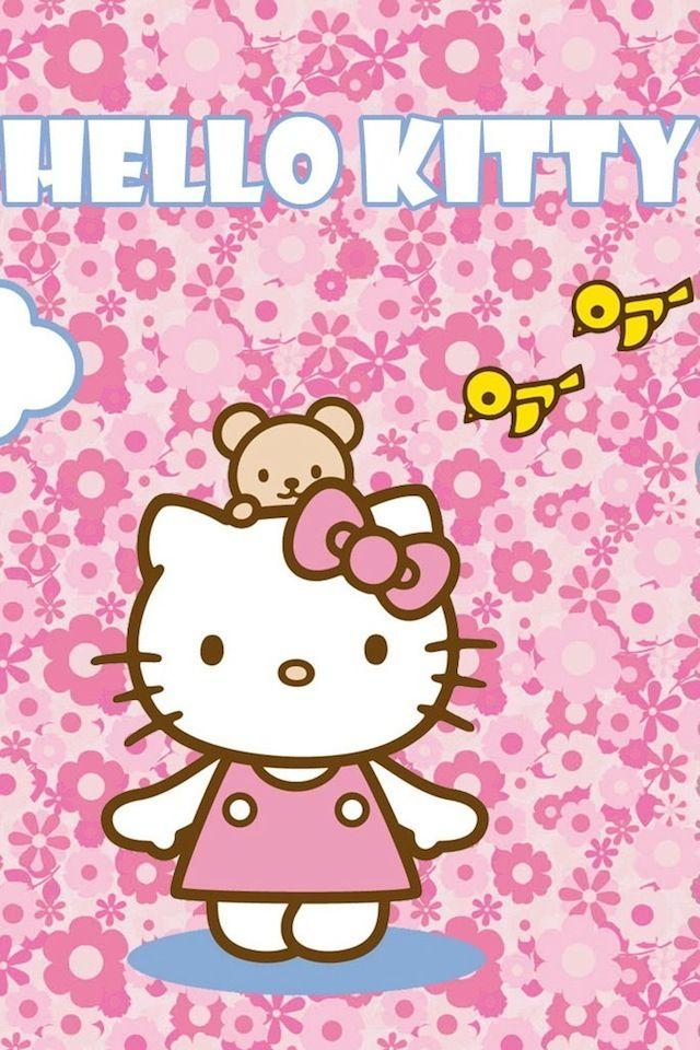 Hello Kitty Phone Wallpapers Cellphone Wallpaper 3d Samsung