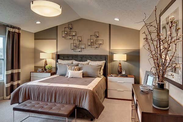 Marvelous The Main Focal Point In A Master Bedroom