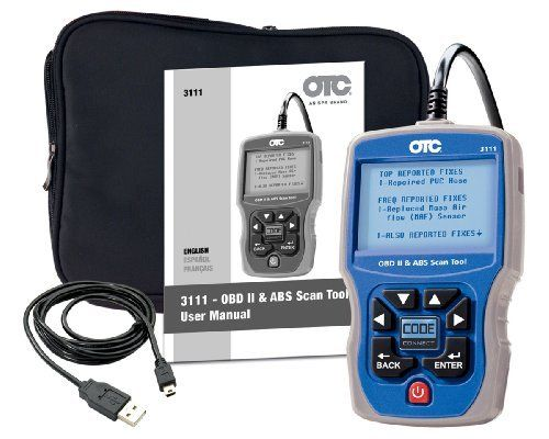 Otc 3111 Obd Ii Can And Abs Scan Tool By Otc Http Www Amazon Com Dp B003ms29mo Ref Cm Sw R Pi Dp Hhe4rb0xhqmr6 Obd Multimeter Scan