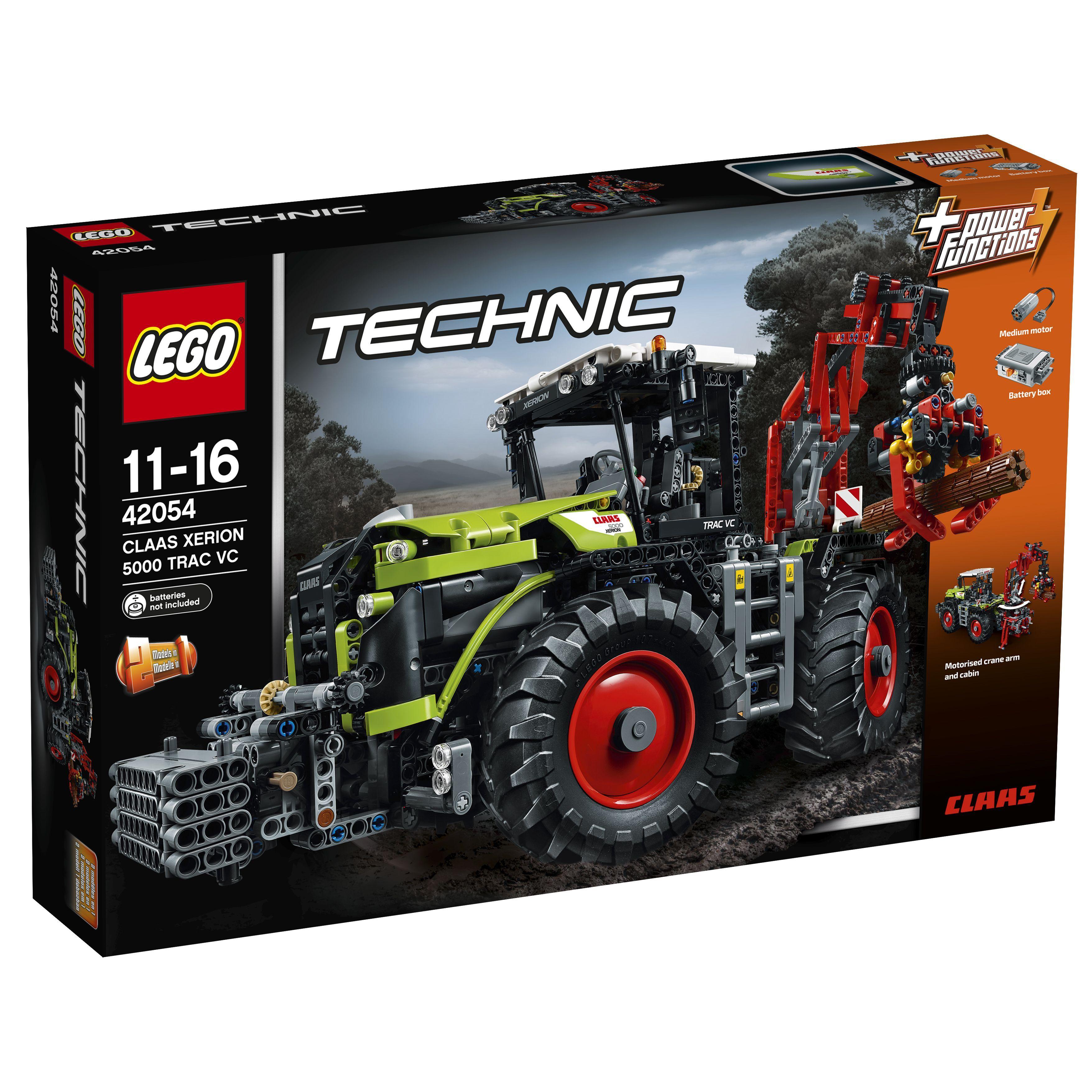#Lego #LEGO® #42054   LEGO Technic CLAAS XERION 5000 TRAC VC Junge 1977Stück(e) Gebäudeset  Junge Mehrfarben     Hier klicken, um weiterzulesen.  Ihr Onlineshop in #Zürich #Bern #Basel #Genf #St.Gallen