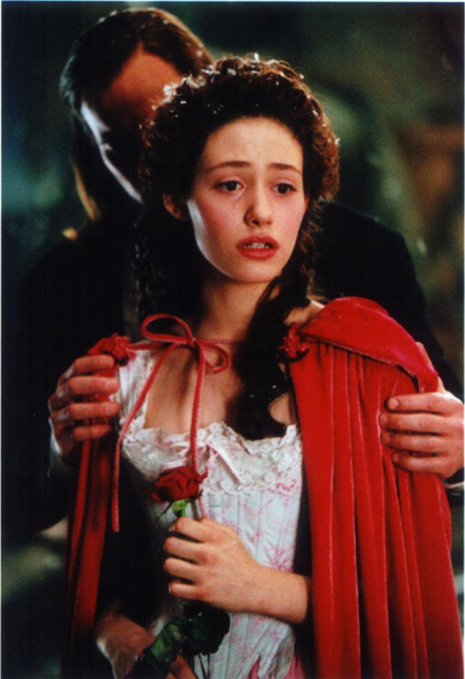 I All The Girls: Christine Daaé & Raoul