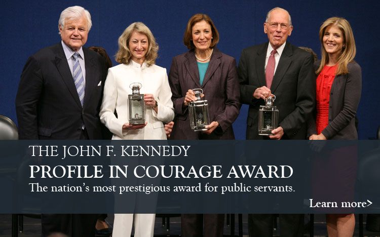 Profiles in courage essay