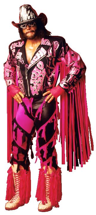 Randy Savage Look 2 By Poketr8ner Wwe Halloween Costume Macho Man Randy Savage Macho Man