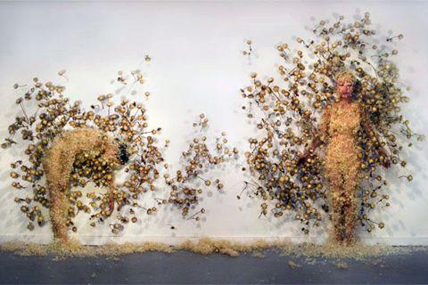 Encirclement by Beili Liu
