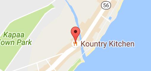 Kountry Kitchen, Kaapa | Kauai | Pinterest | Kountry kitchen