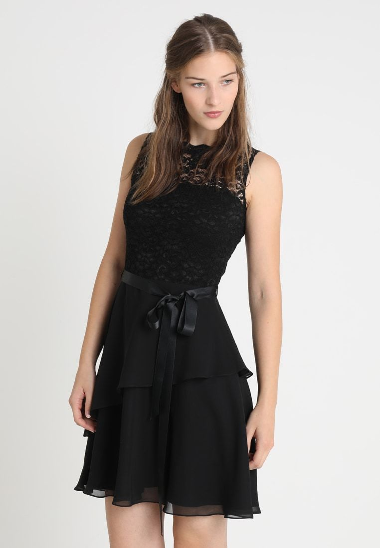 Swing Vestito elegante - black - Zalando.it  worldofstylishwoman ... b2d9b489ce1