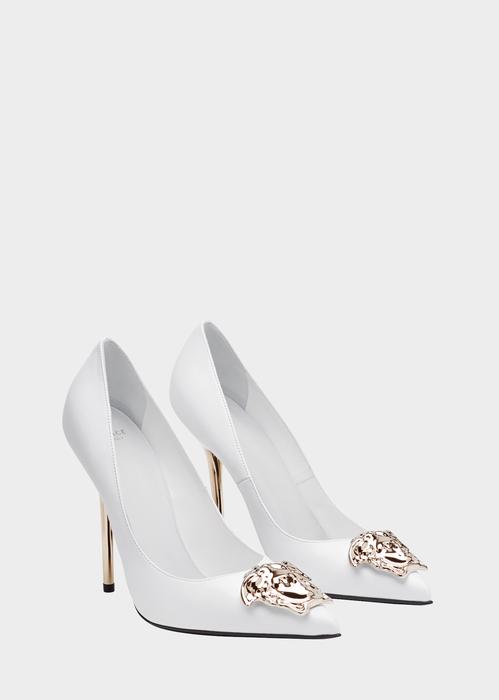 Palazzo Pumps - Versace Pumps | Heels