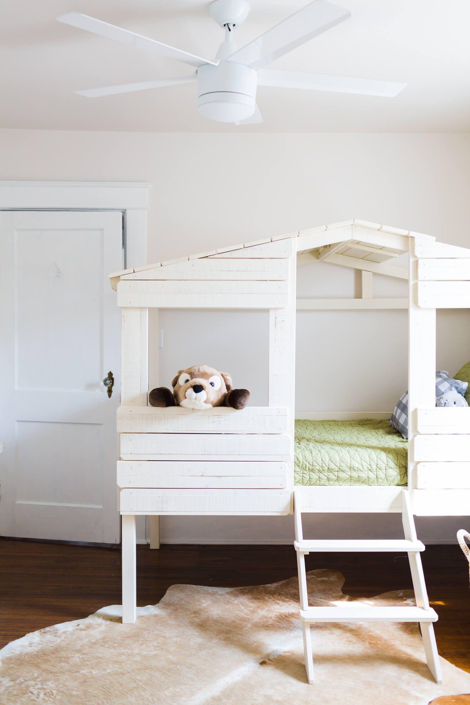 Idee bed peuter - Kids room | Pinterest