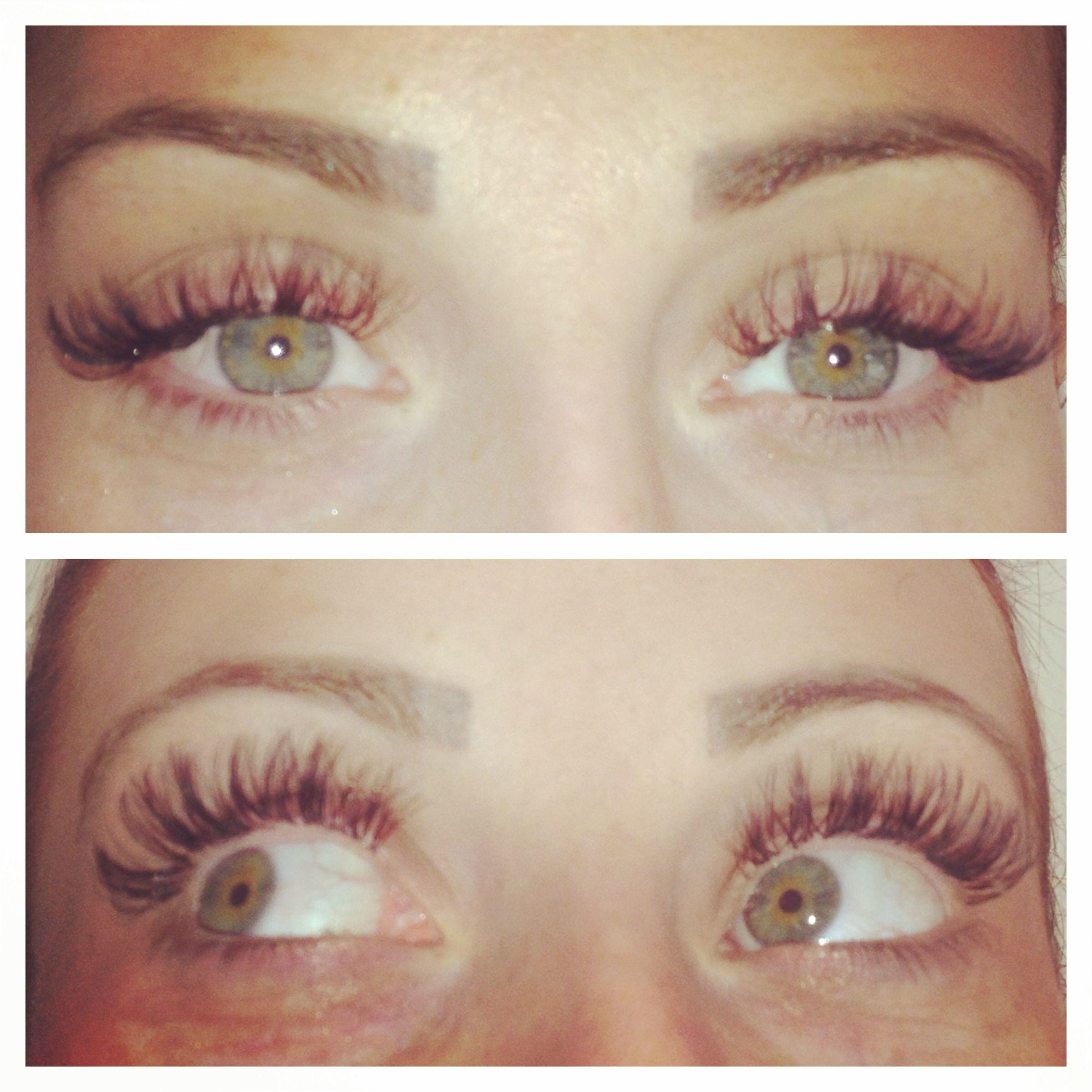 Shavasana individual eyelash extensions applied by Jess H. | MY ...