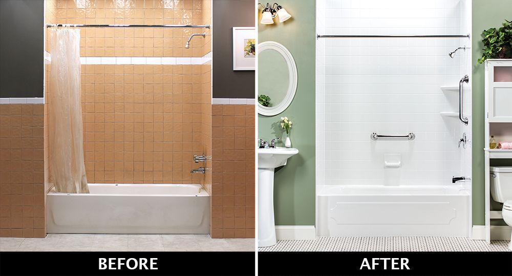 Remodel Your Bathroom In 1 Day Bathrooms Remodel