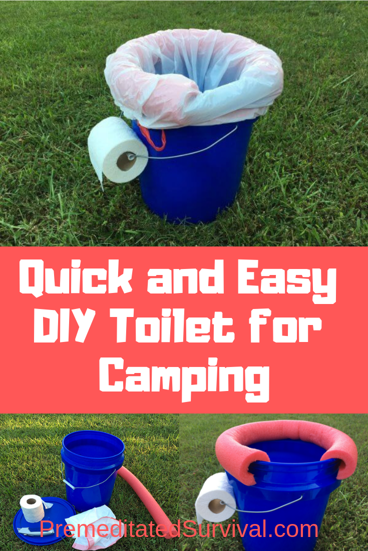 Photo of How to Make a Quick and Easy DIY Toilet for Camping