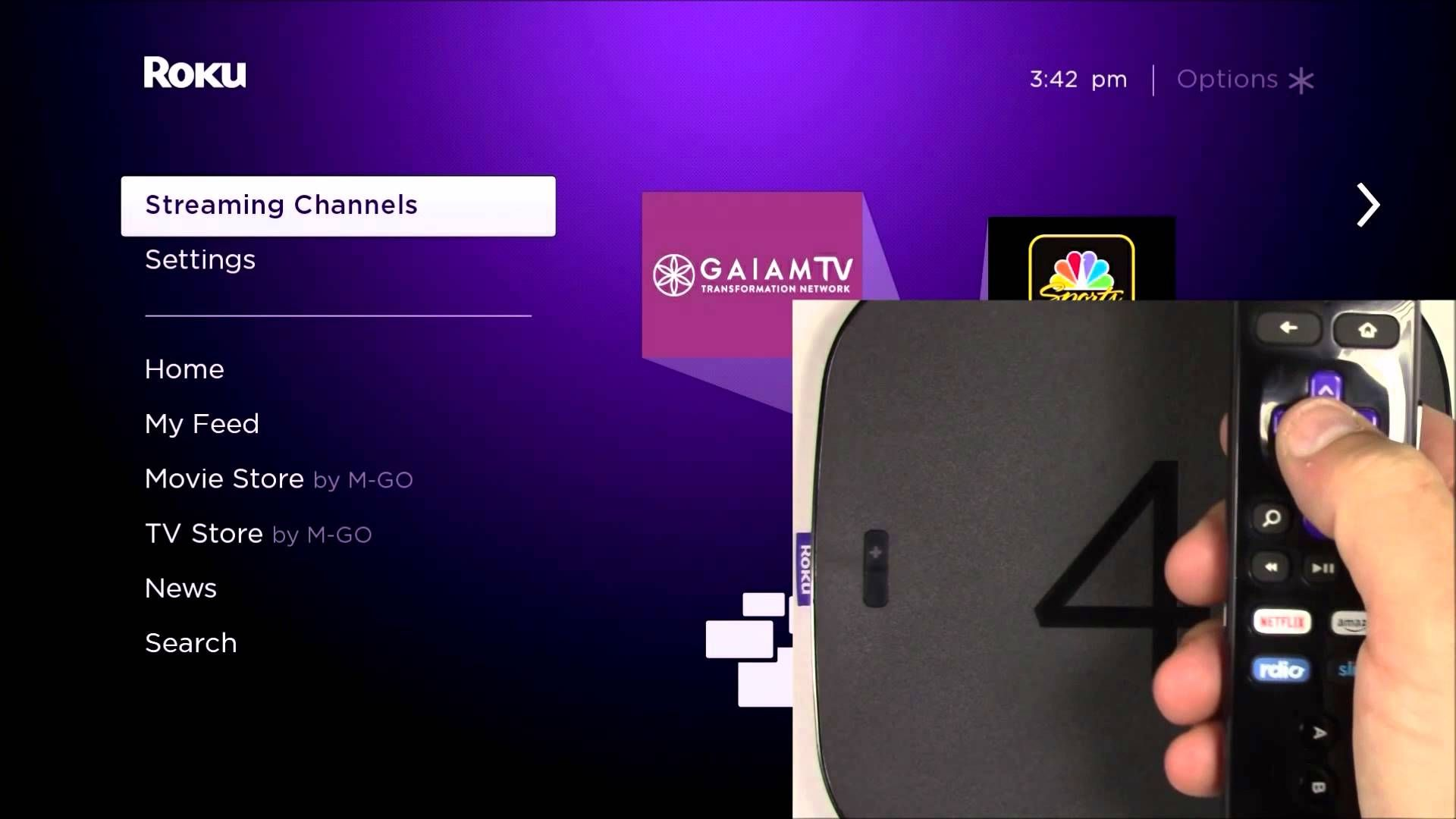 How To Fix A Roku 4 If It Won't Start After 'Auto Power