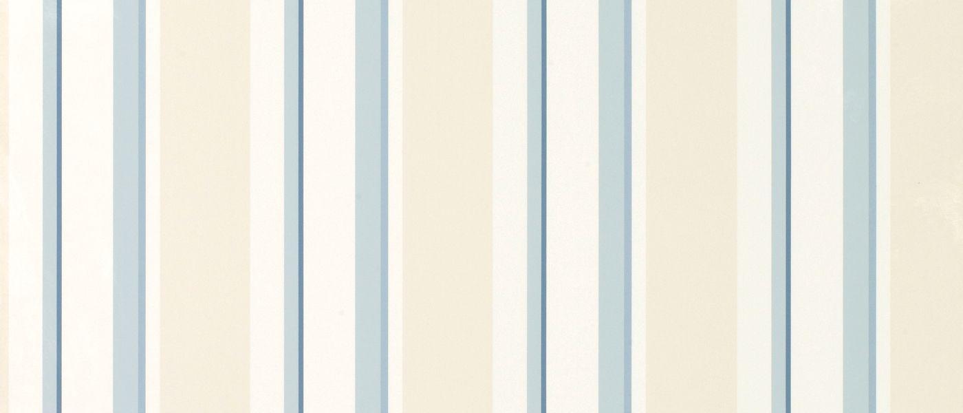 Eaton Stripe Seaspray Wallpaper At Laura Ashley