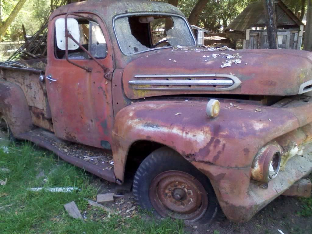 1952 ford express bed - Google Search
