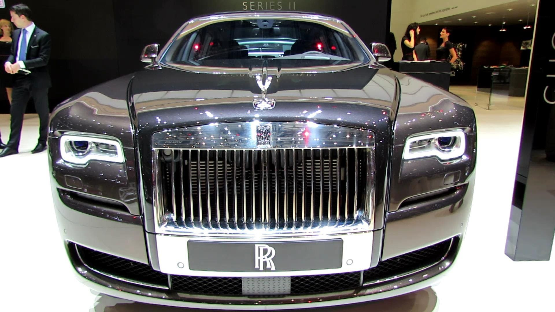 Car & Bike Fanatics Rolls Royce Monster Truck